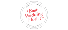 Best Wedding Florist Logo